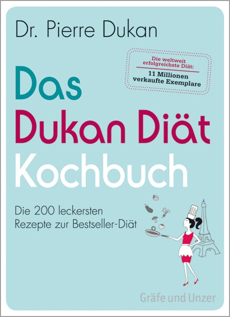 Das Dukan Diät Kochbuch