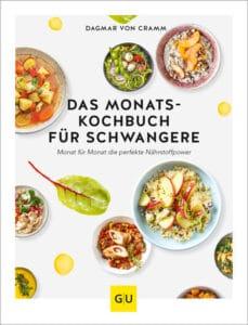 Das Monats-Kochbuch für Schwangere