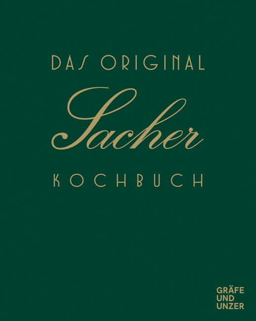 Das Original Sacher Kochbuch