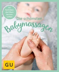 GU Aktion RG für Junge Familien - Die schönsten Babymassagen
