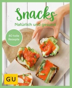 GU Aktion RG für Junge Familien - Snacks - Natürlich und gesund
