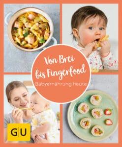 GU Aktion RG für Junge Familien - Von Brei bis Fingerfood - Babyernährung heute