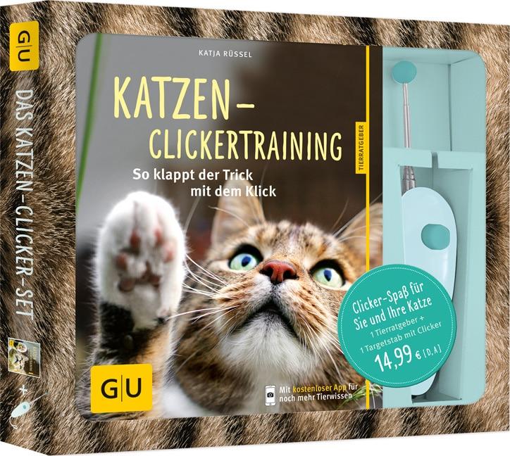 Katzen-Clickertraining-Set