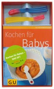 Kochen für Babys - das Set