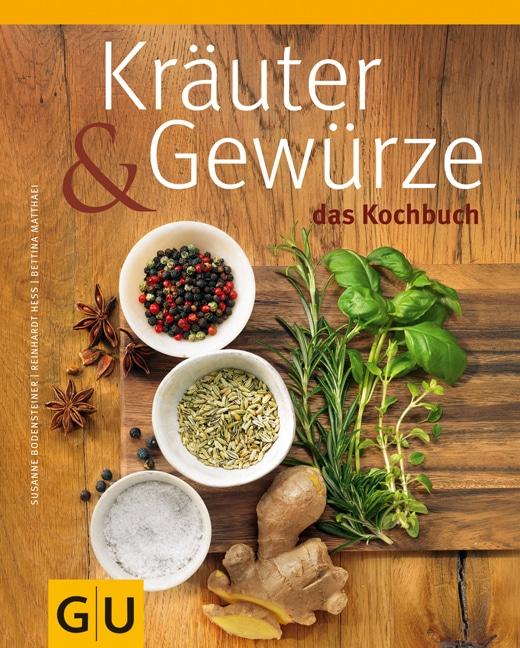 Kräuter & Gewürze - Das Kochbuch