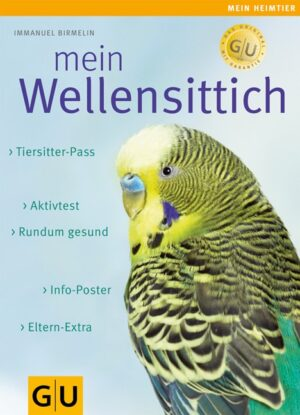 Mein Wellensittich
