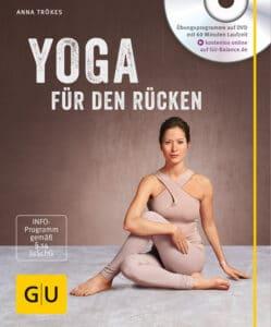 Yoga für den Rücken (mit DVD)