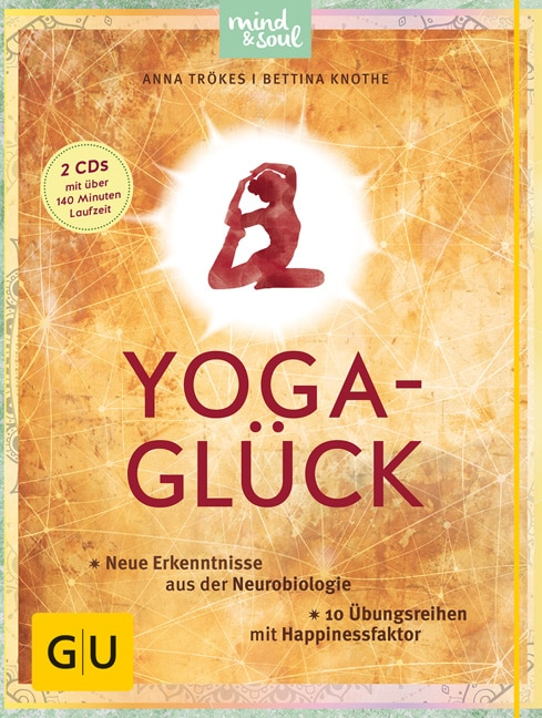 Yoga-Glück (mit 2 CDs)