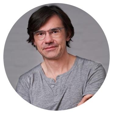 Autorenfoto Volker Mehl