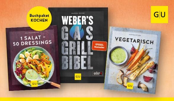 Welttag des Buches Kochen&Verwöhnen