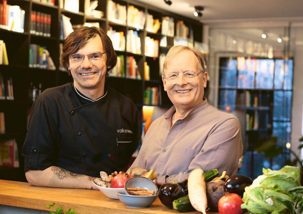 Dietrich Grönemeyer und Volker Mehl