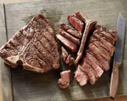 Porterhouse Steak gegrillt