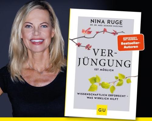 Autorin Nina Ruge