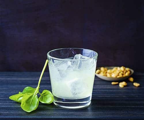 Gin_Basil_Smash - Cocktail