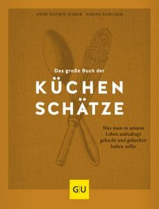 Das große Buch der Küchenschätze